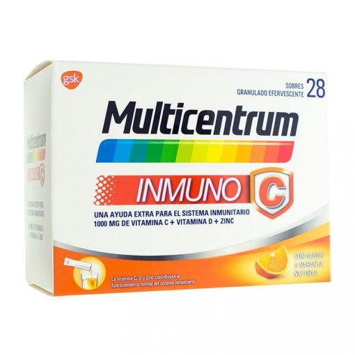 Multicentrum-Inmuno-C-28-Sobres