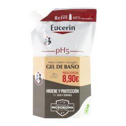 eucerin-ph5-gel-de-bano-refill-400-ml-