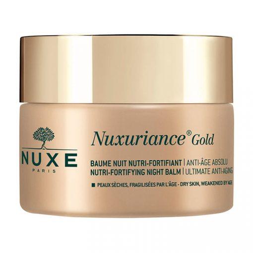Nuxe-nuxuriance-gold-balsamo-de-noche-nutri-fortificante-50ml