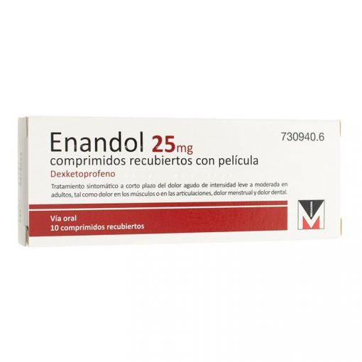 Enandol-25-mg-10-Comprimidos